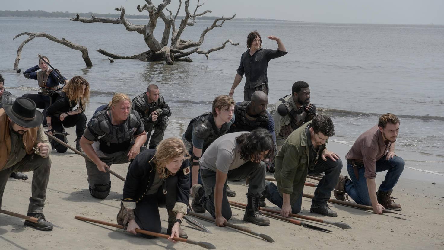 The Walking Dead-S10E01-Daryl-Gene Page-AMC