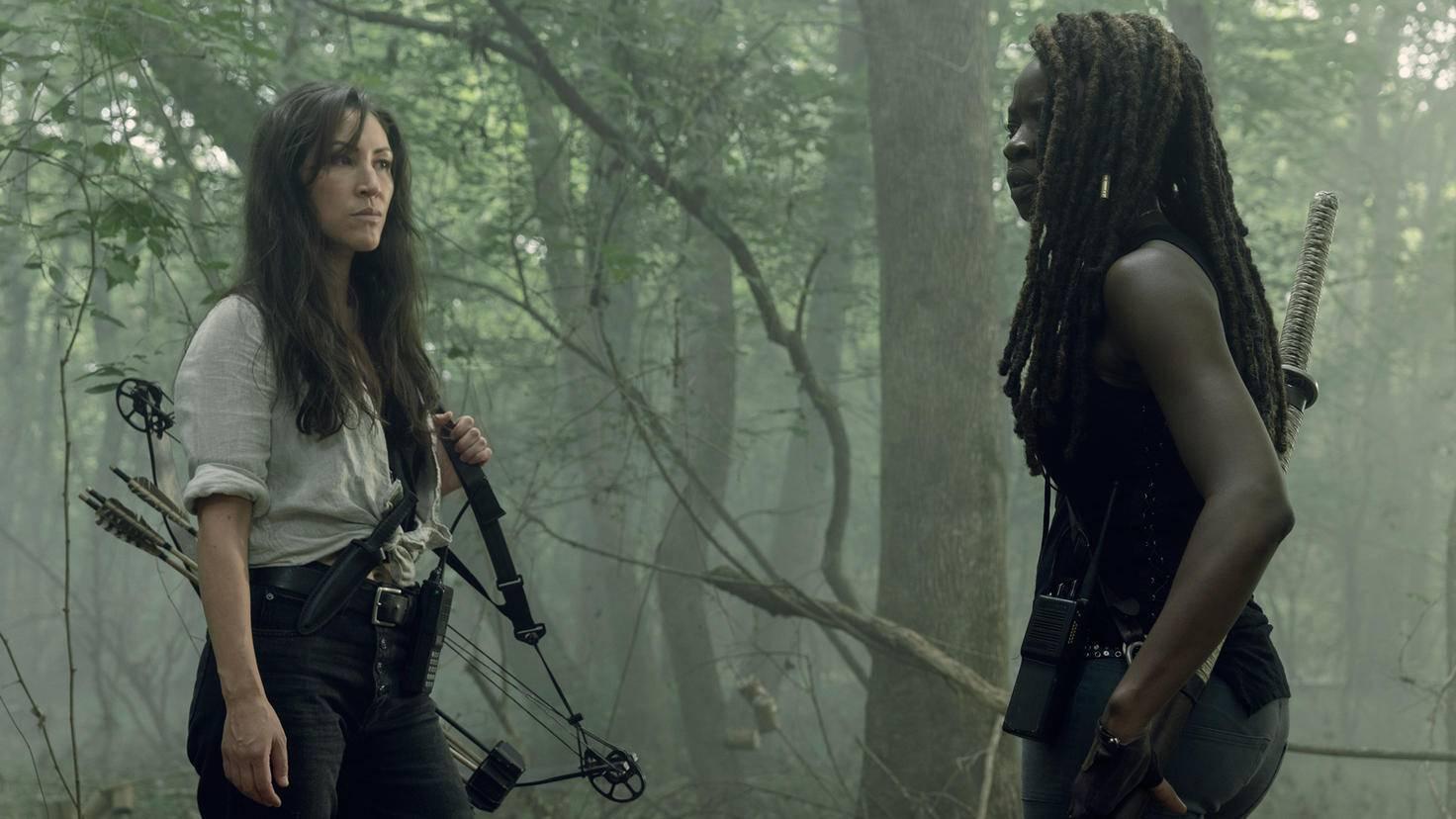 The Walking Dead-S10E01-Michonne-Yumiko-Jackson Lee Davis-AMC