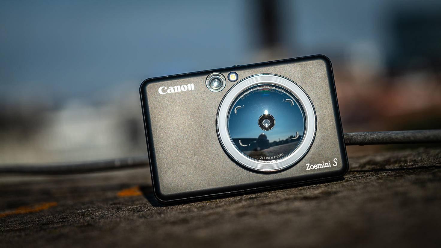 Canon Zoemini S Spiegel