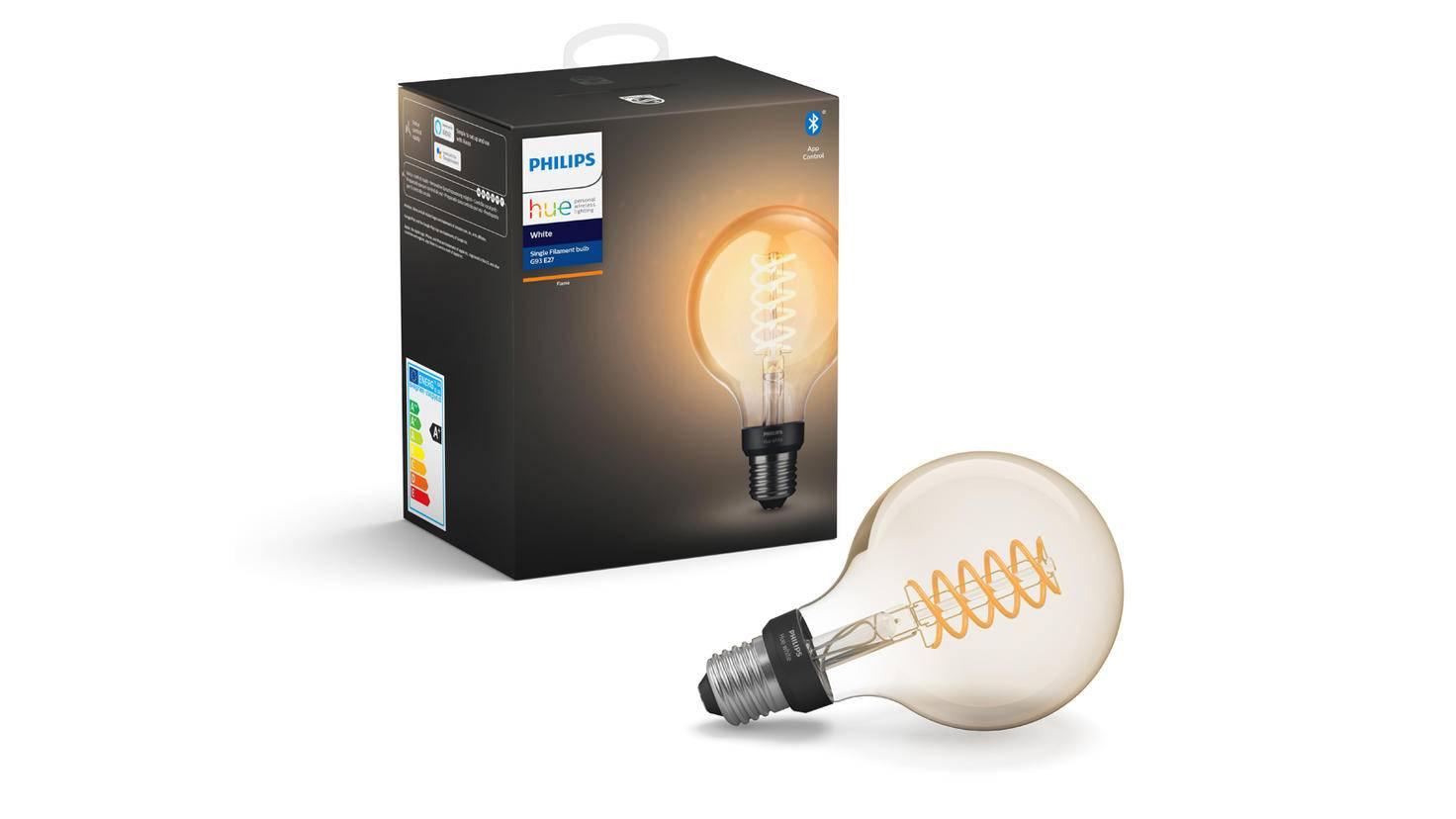 Philips hue-Filament Glühbirne-große Kugel-Form-Signify
