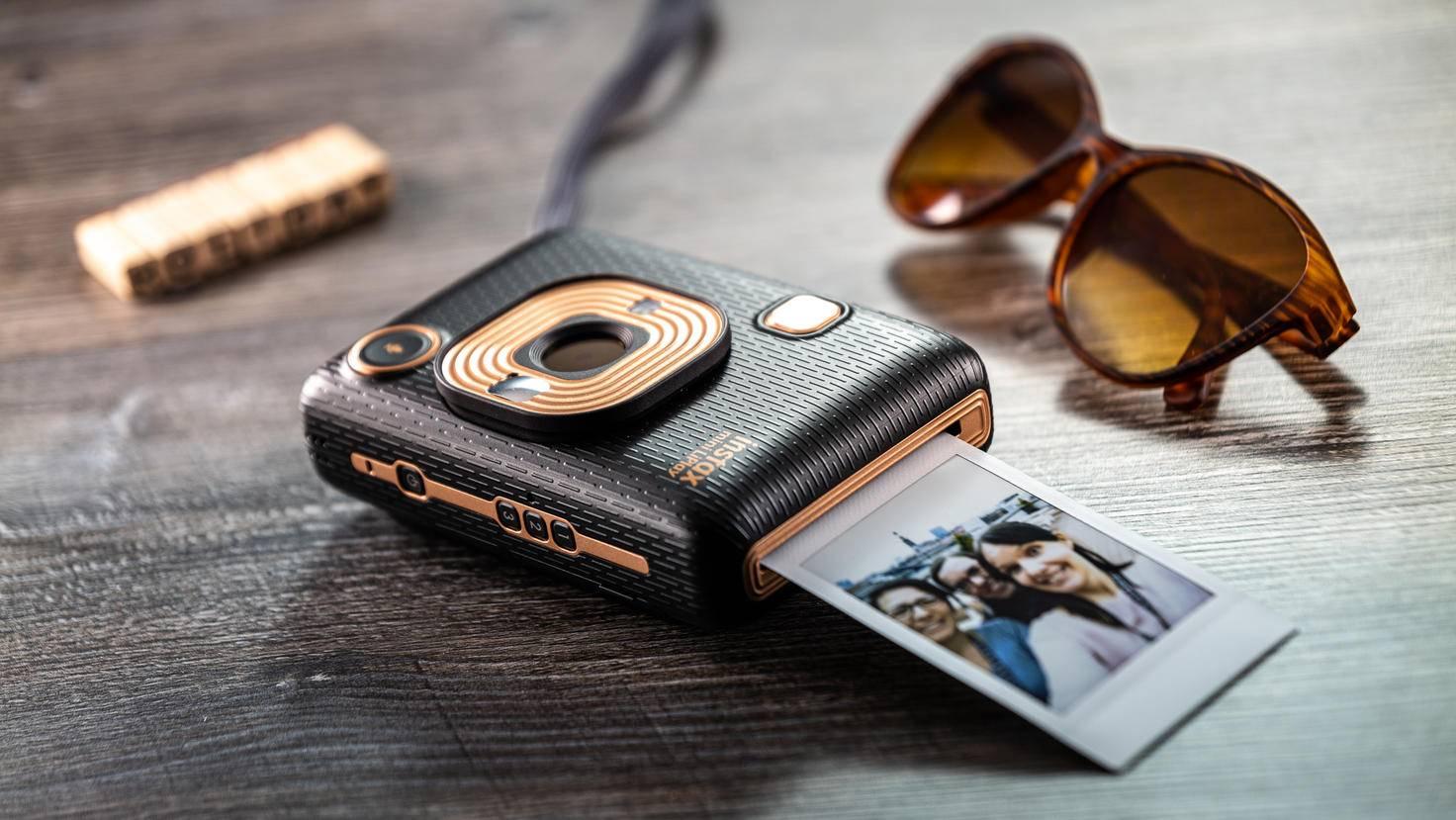 Fujifilm Instax Mini LiPlay mit Foto