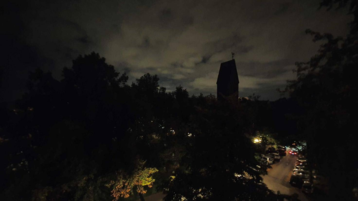 Galaxy Note 10 Nachtmodus Ultraweitwinkel