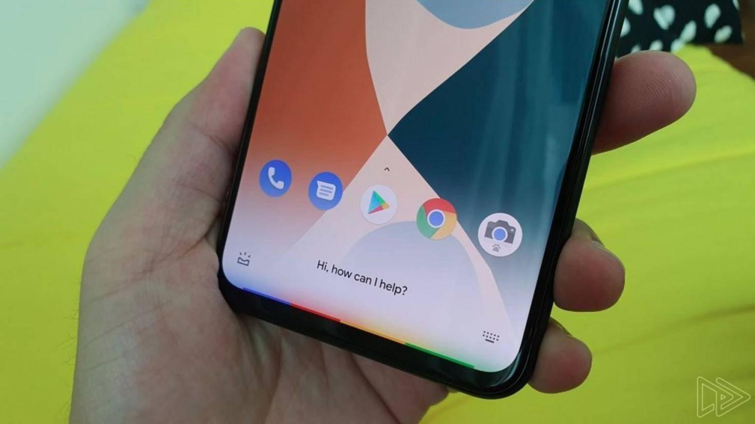 Google Pixel 4 XL Google Assistant