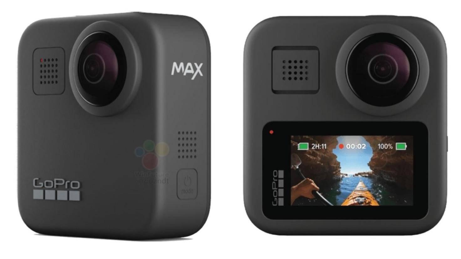 GoPro Max 360-Grad-Kamera