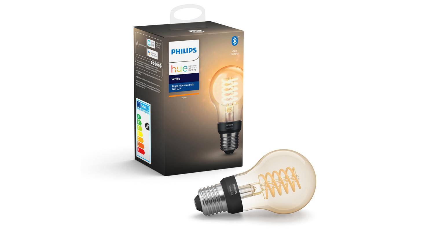 Philips hue-Filament Glühbirne-traditionelle Form-Signify