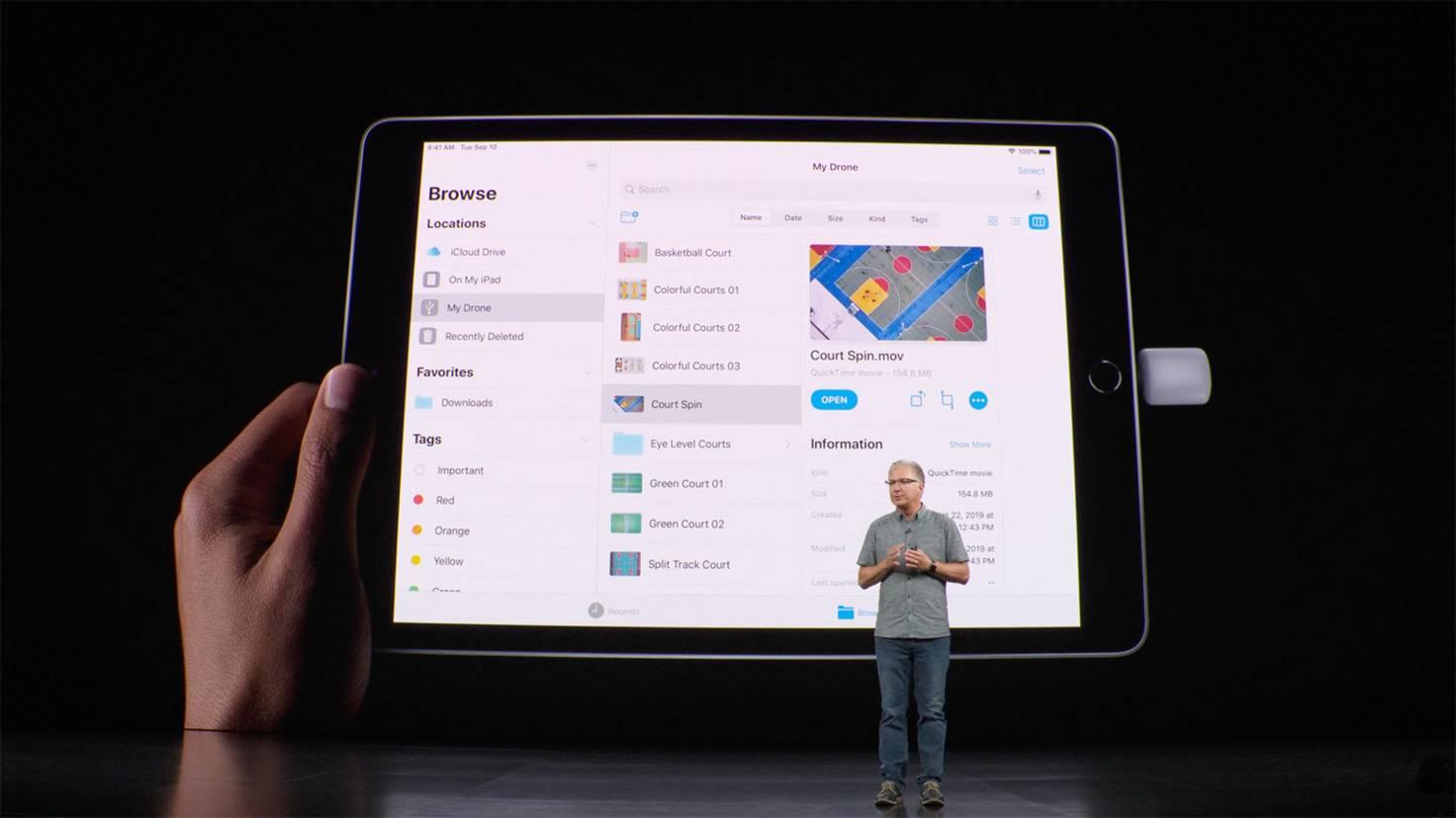 iPad 7. Generation