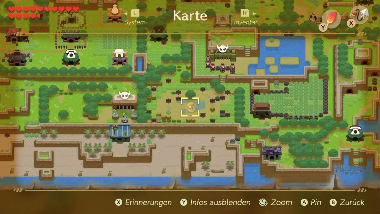 zelda-links-awakening-kroetenrap-karte