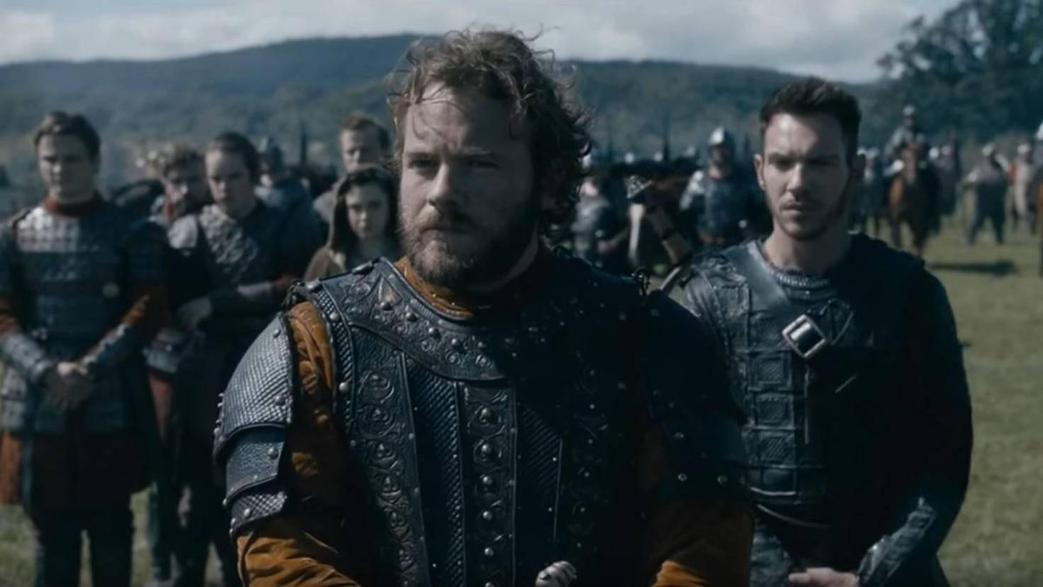 Aethelwulf in Vikings Staffel 5 Part 1 YouTube