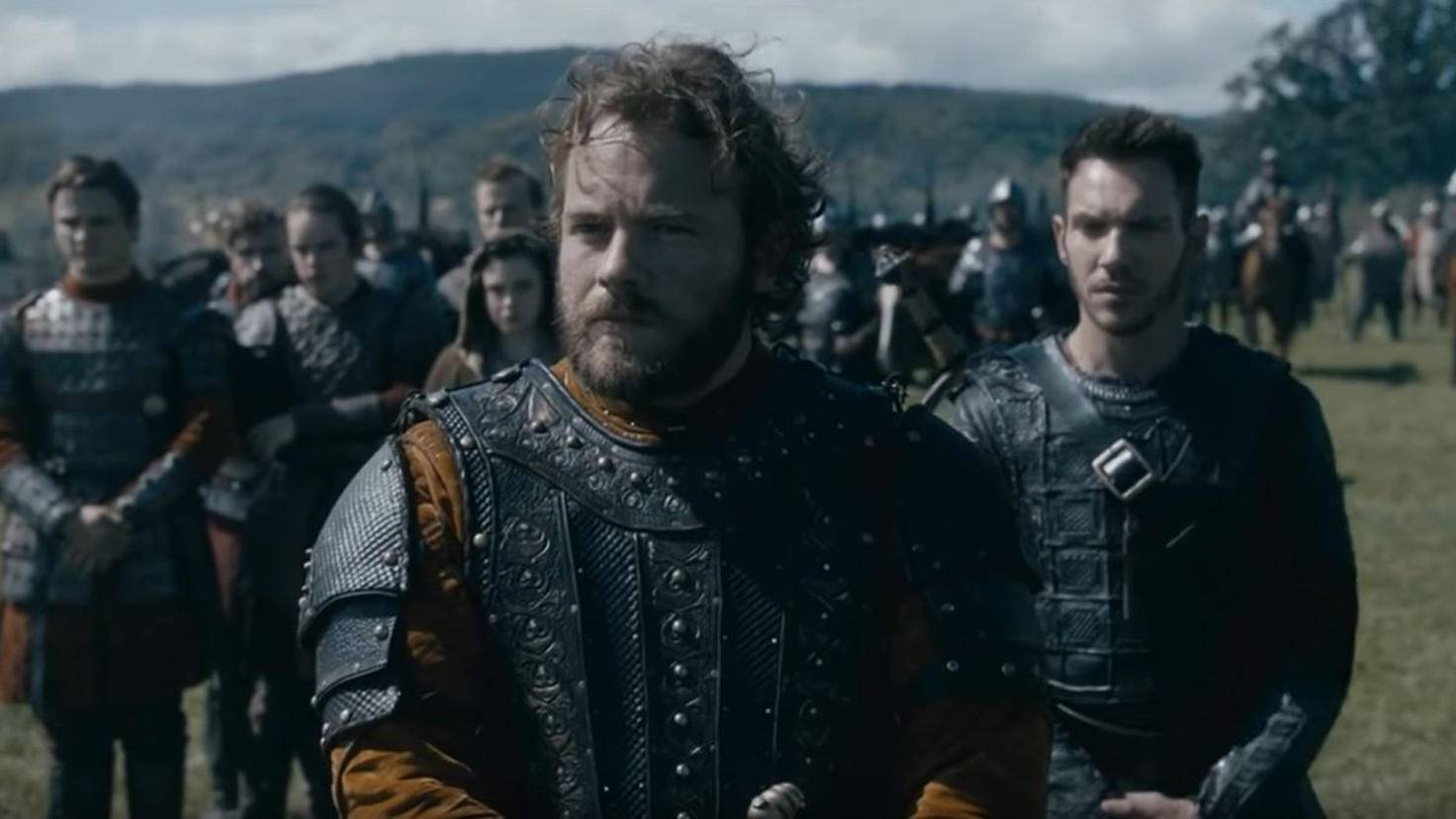 Aethelwulf in Vikings Staffel 5 Part 1 YouTube