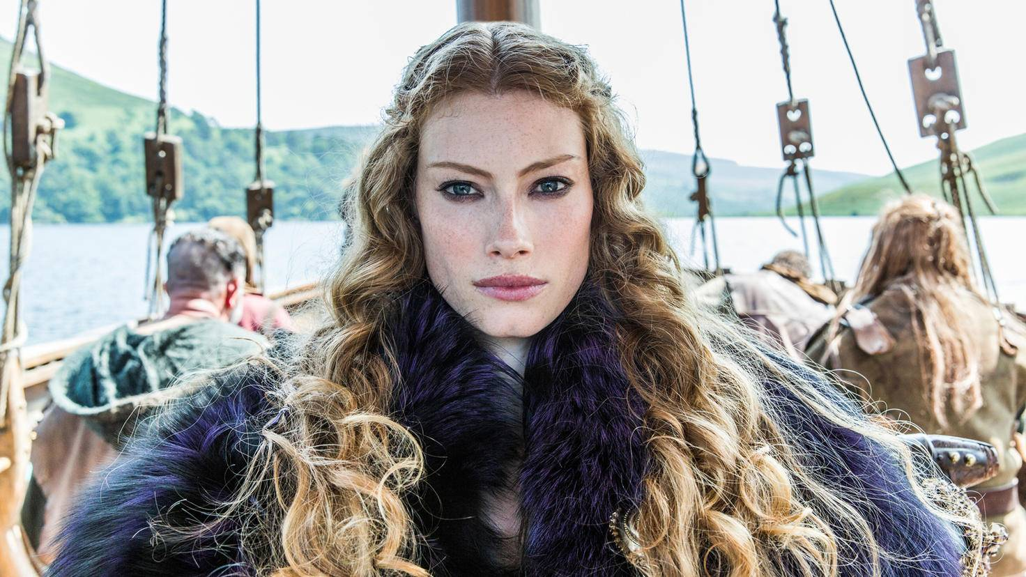 Aslaug Staffel 2 Vikings