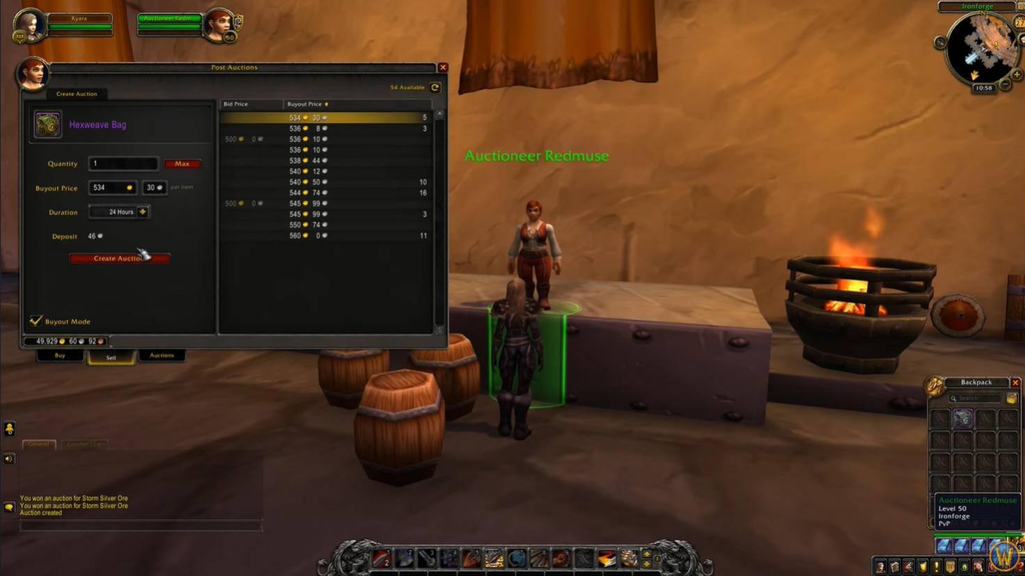 Auktionshaus World of Warcraft