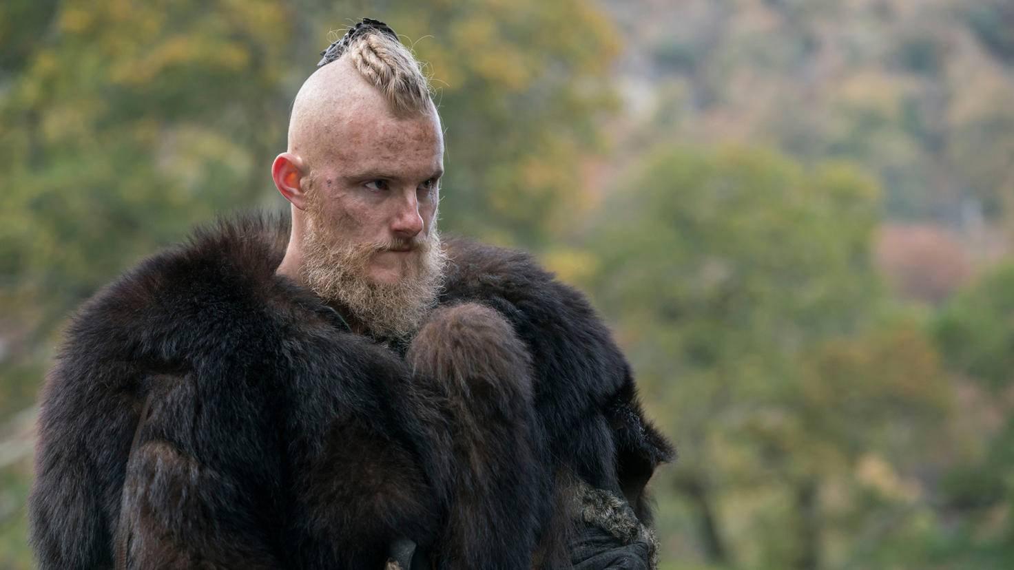 """Björn in Staffel 5 Part 2 von """"Vikings"""""""