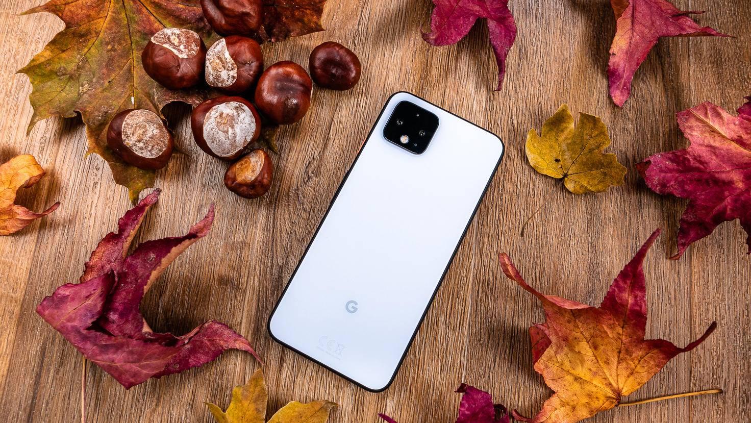 Pixel 4 Rückseite Kamera