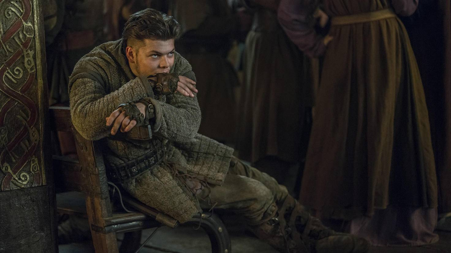 Ivar Staffel 4 Part 2 Vikings