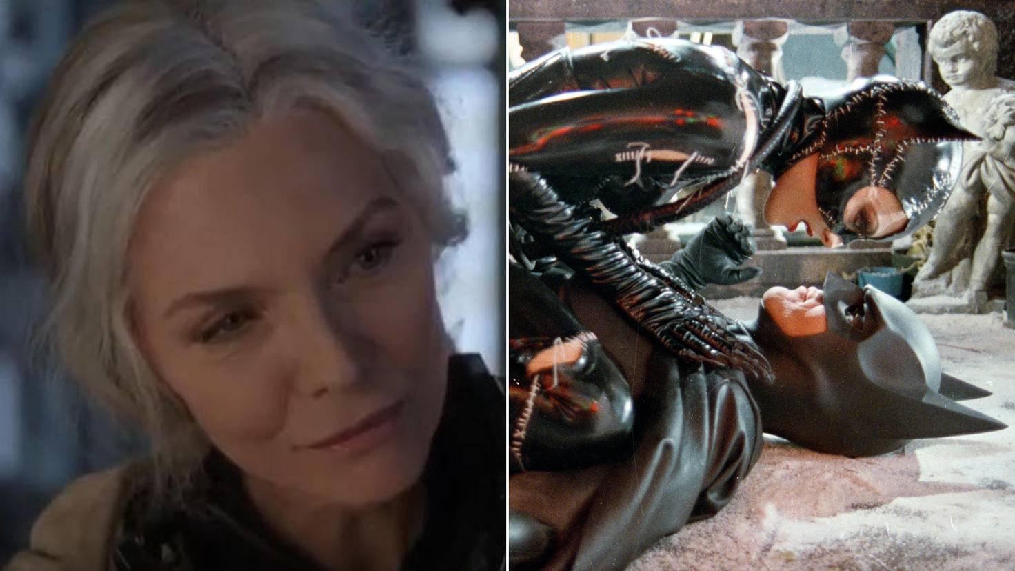 Michelle Pfeiffer in Ant-Man and The Wasp und Batmans Rückkehr