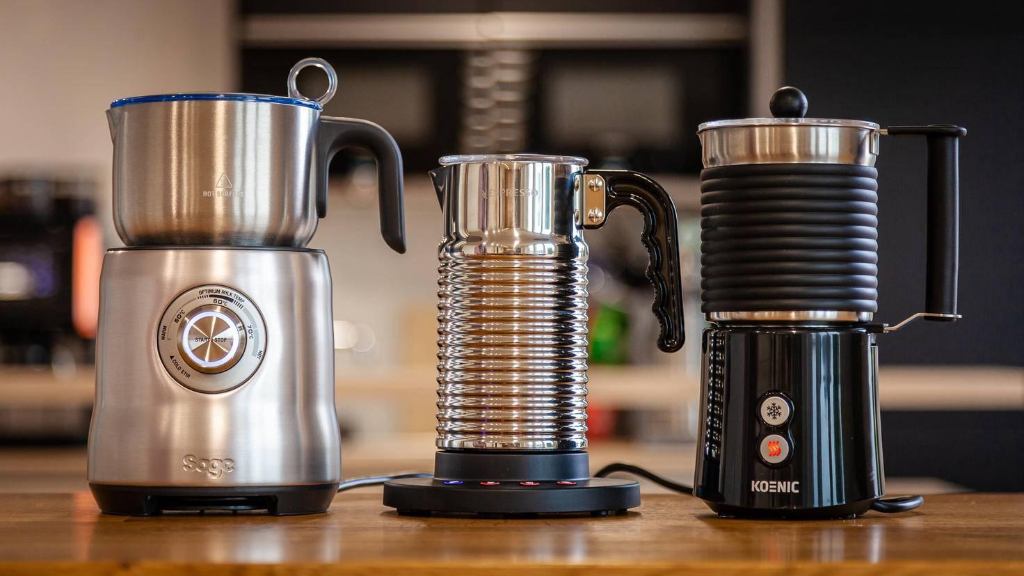 Milchaufschäumer-Sage-Nespresso-Koenic-TURN ON