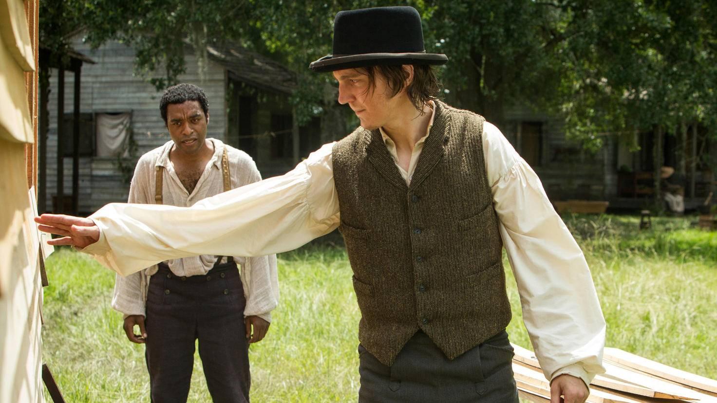 Paul Dano in Twelve Years a Slave
