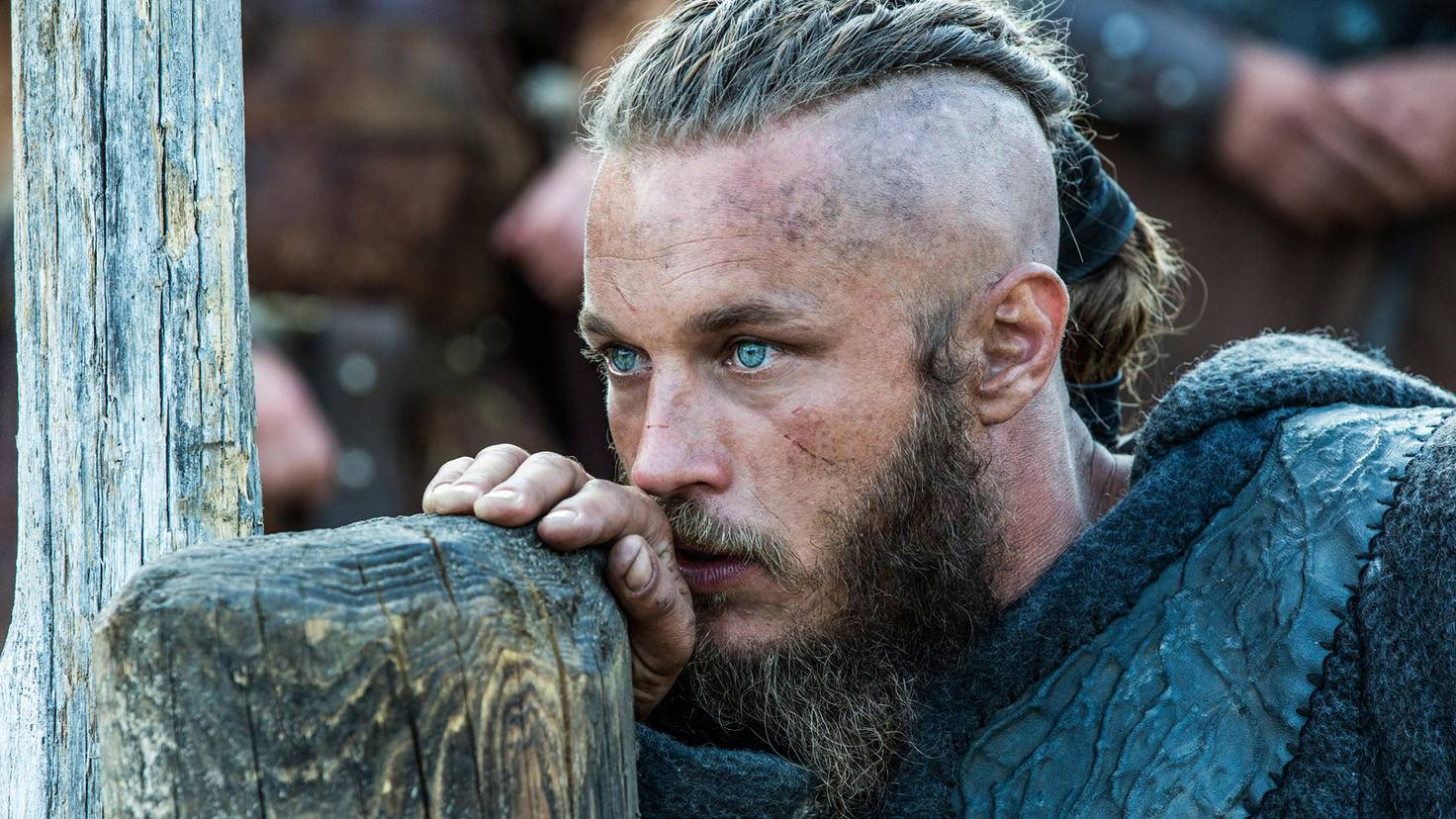"Ragnar in Staffel 2 von ""Vikings"""