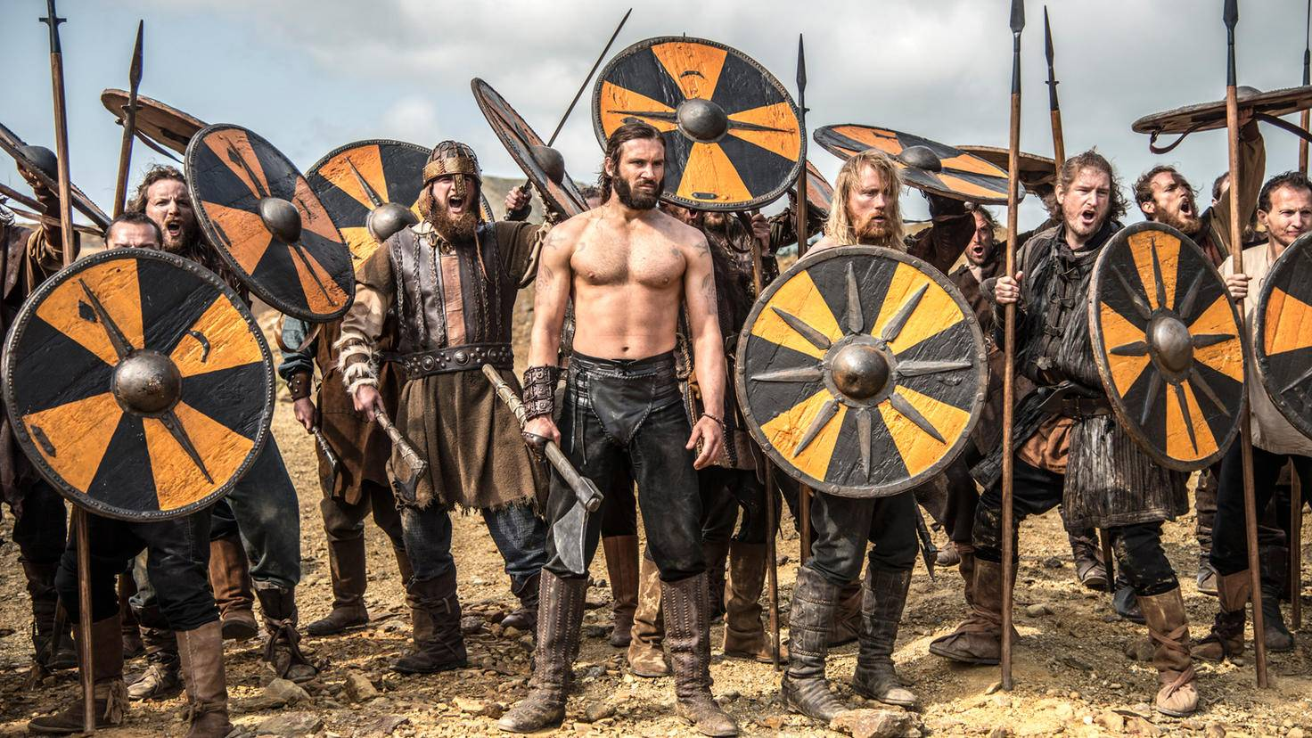 Rollo Staffel 2 Vikings