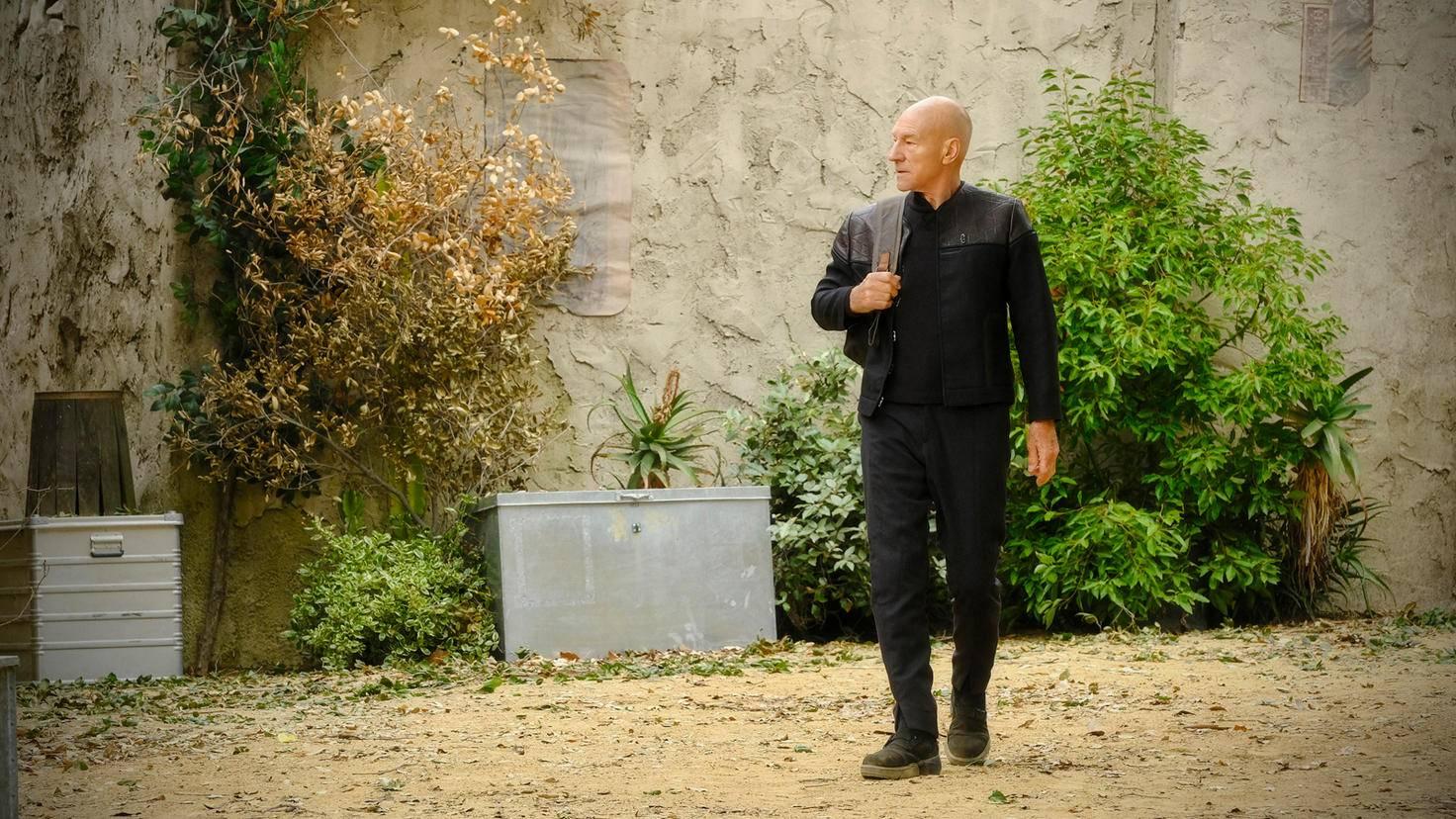 Star Trek Picard Patrick Stewart