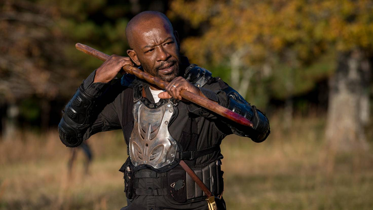 The Walking Dead-S08E16-Morgan-Gene Page-AMC