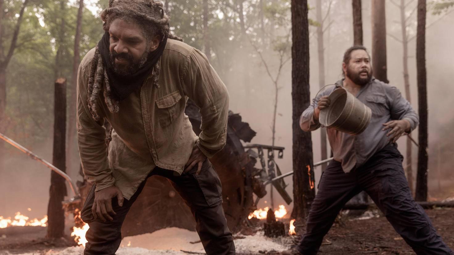 The Walking Dead-S10E01-Ezekiel-Jerry-Jackson Lee Davis-AMC