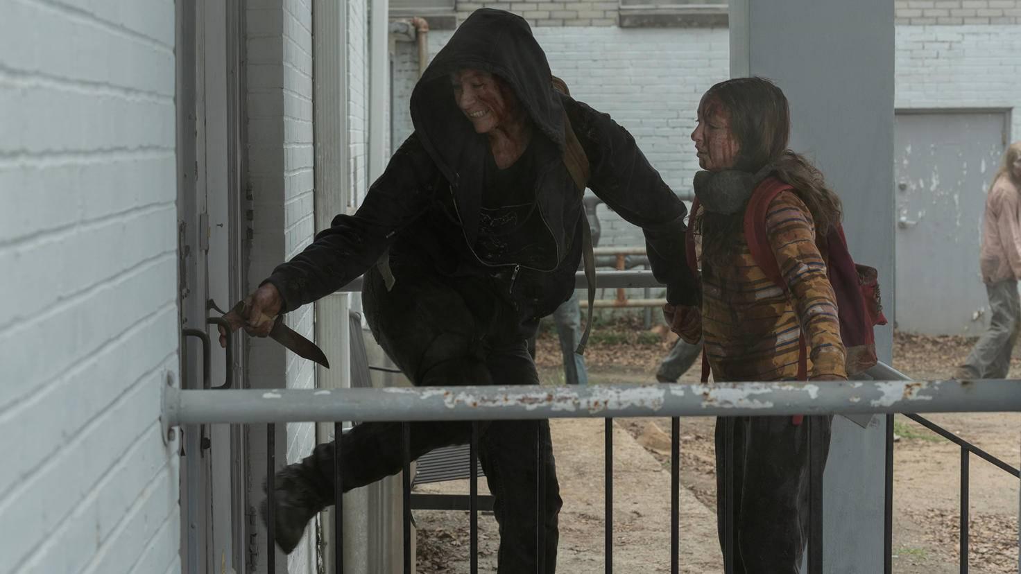 The Walking Dead-S10E02-Alpha-Lydia-Jace Downs-AMC-3