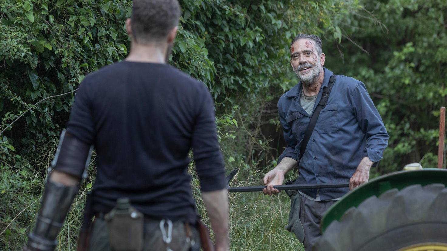 The Walking Dead-S10E03-Aaron-Negan-Jackson Lee Davis-AMC