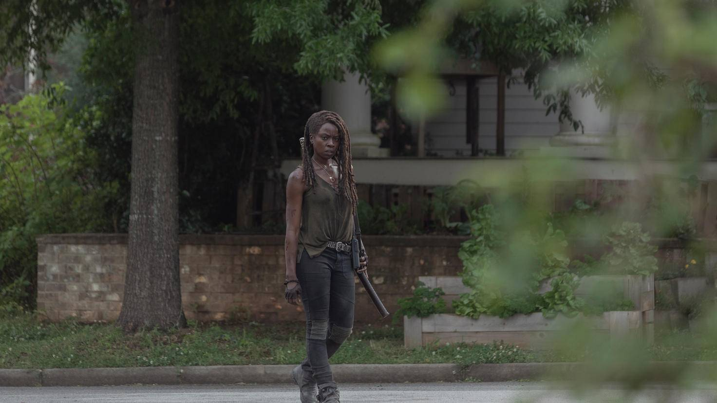 The Walking Dead-S10E03-Michonne-Jackson Lee Davis-AMC