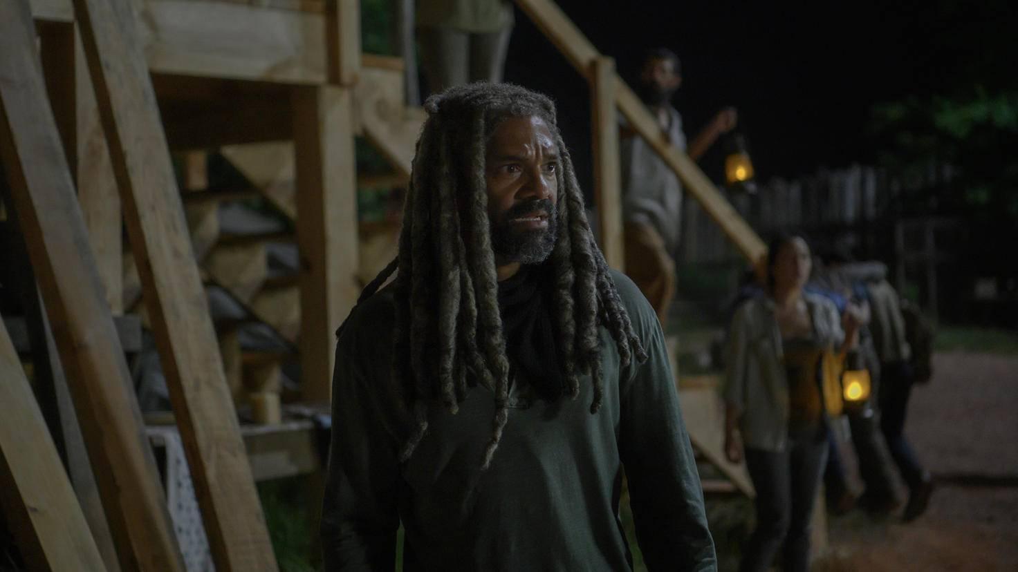 The Walking Dead-S10E04-Ezekiel-Gene Page-AMC