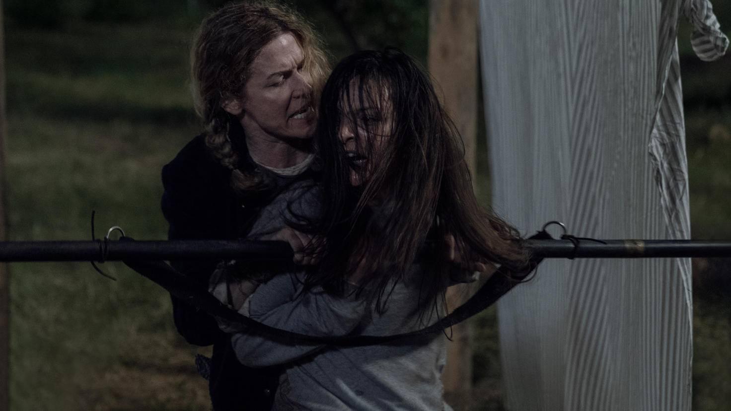 The Walking Dead-S10E04-Margo-Lydia-Eliza Morse-AMC