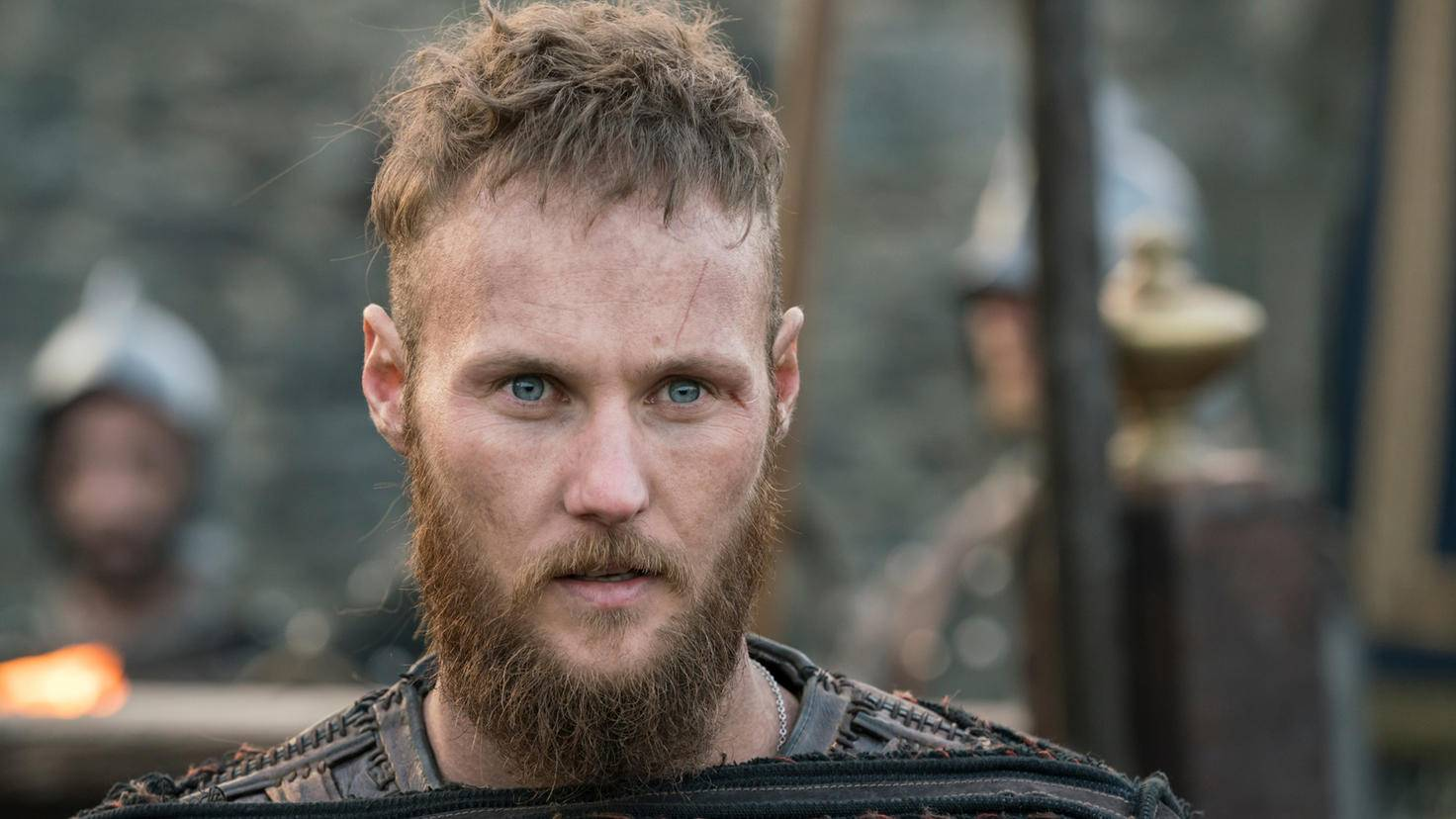 Ubbe Staffel 5 Part 2 Vikings