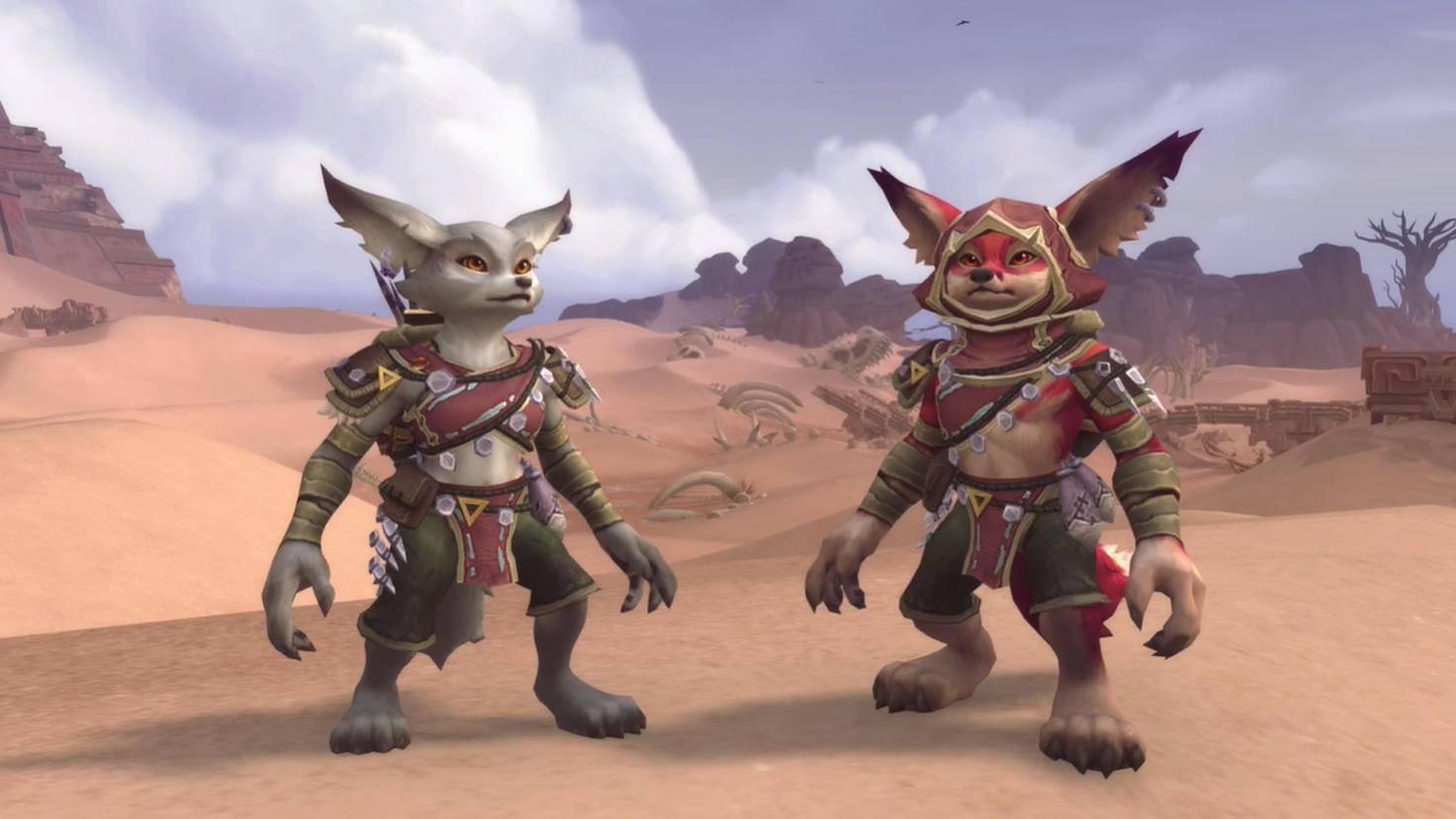 Vulpera World of Warcraft