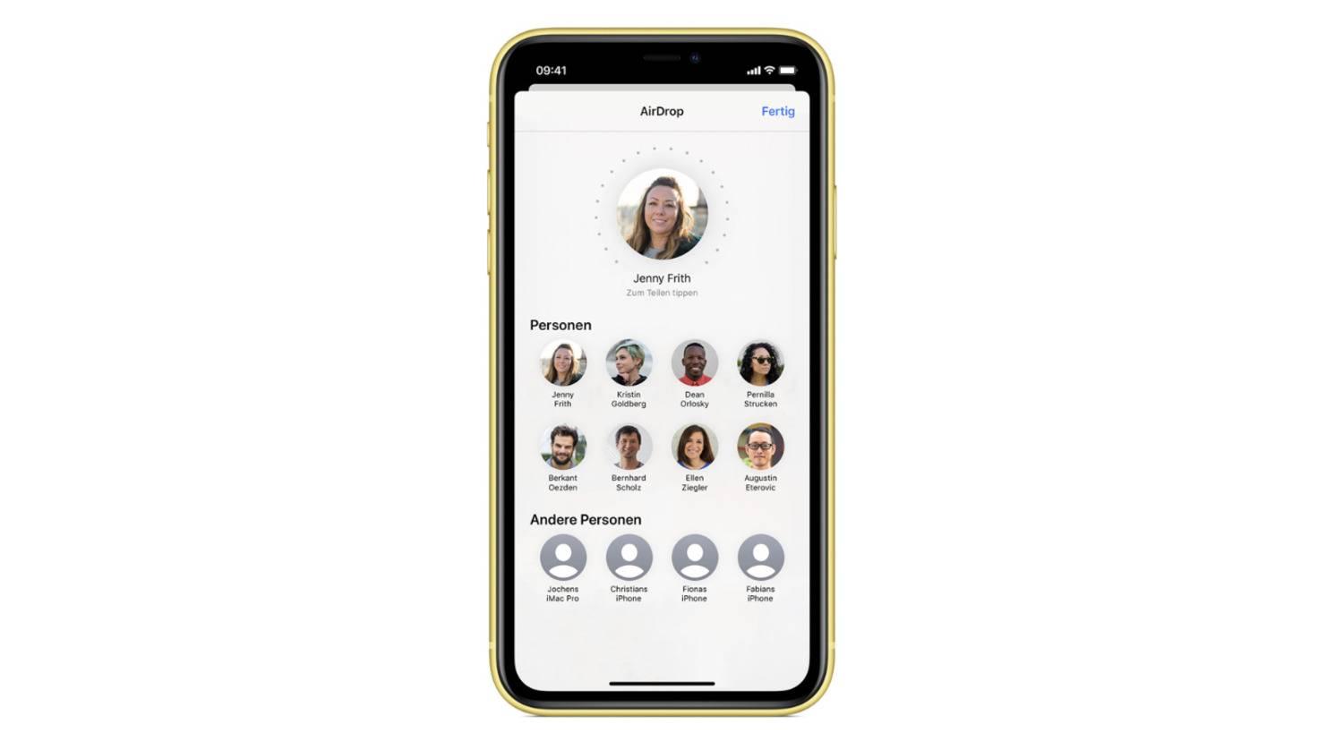 apple-iphone-11-airdrop