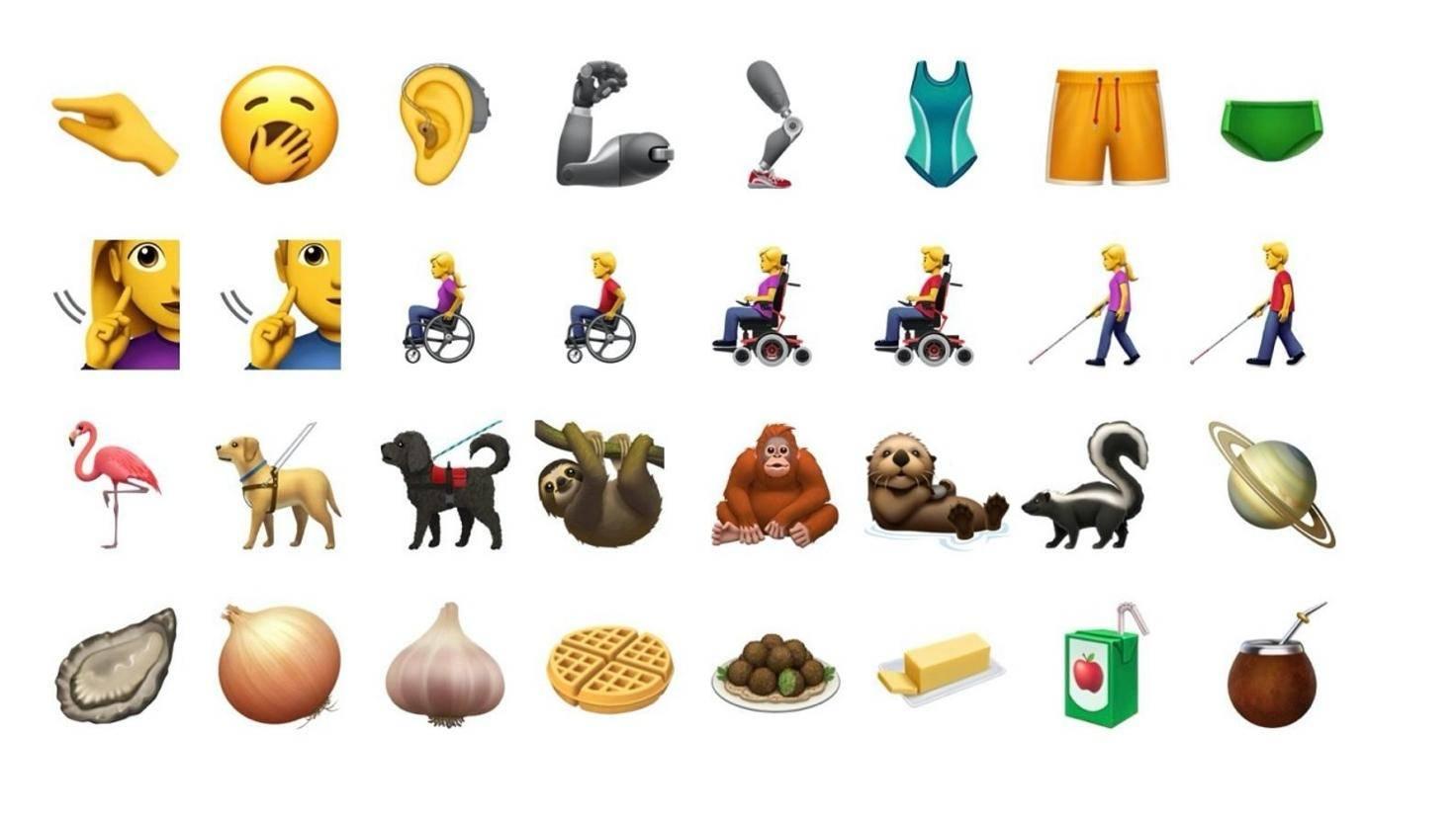 iOS 13 Emojis