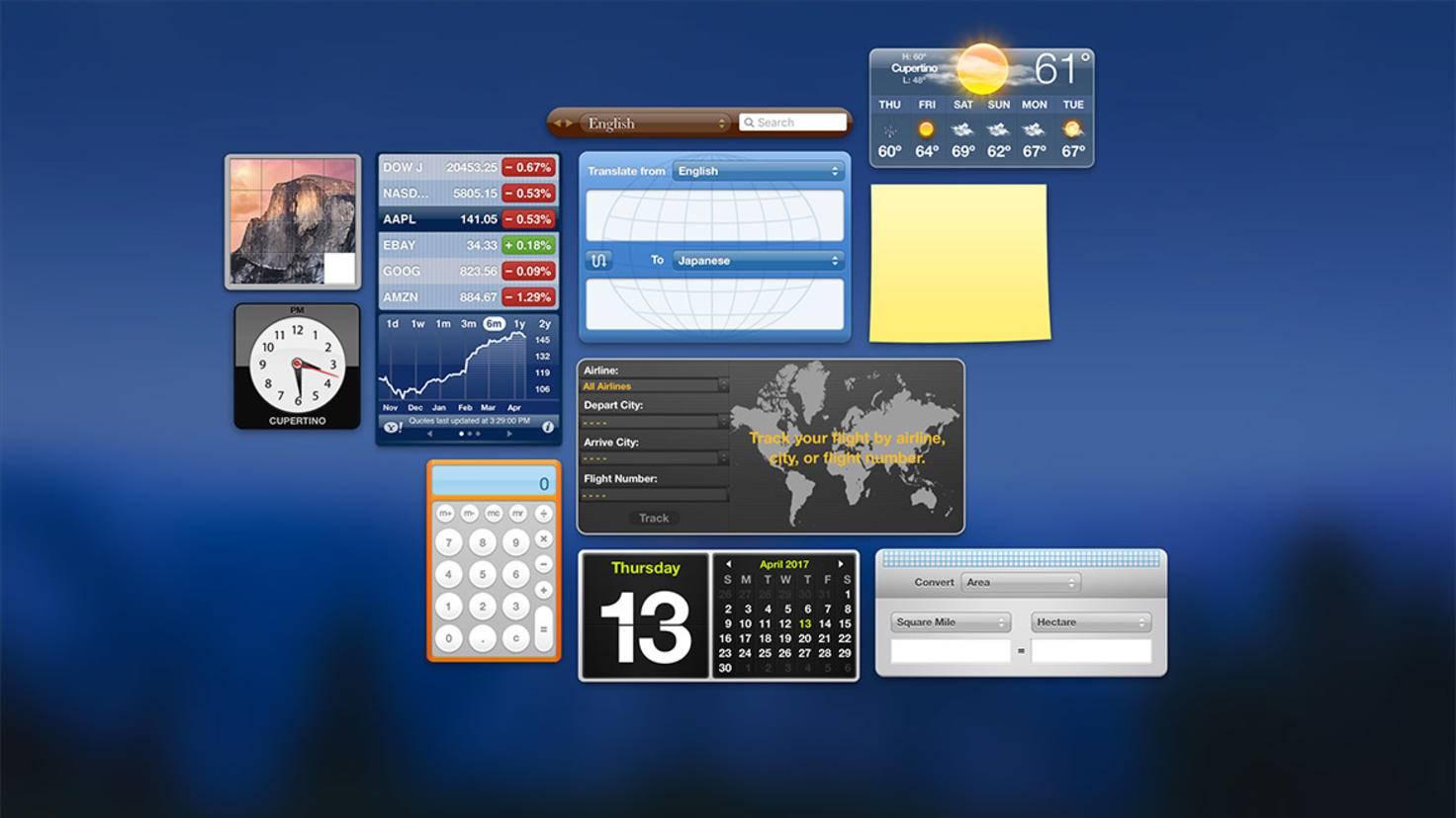 mac-dashboard