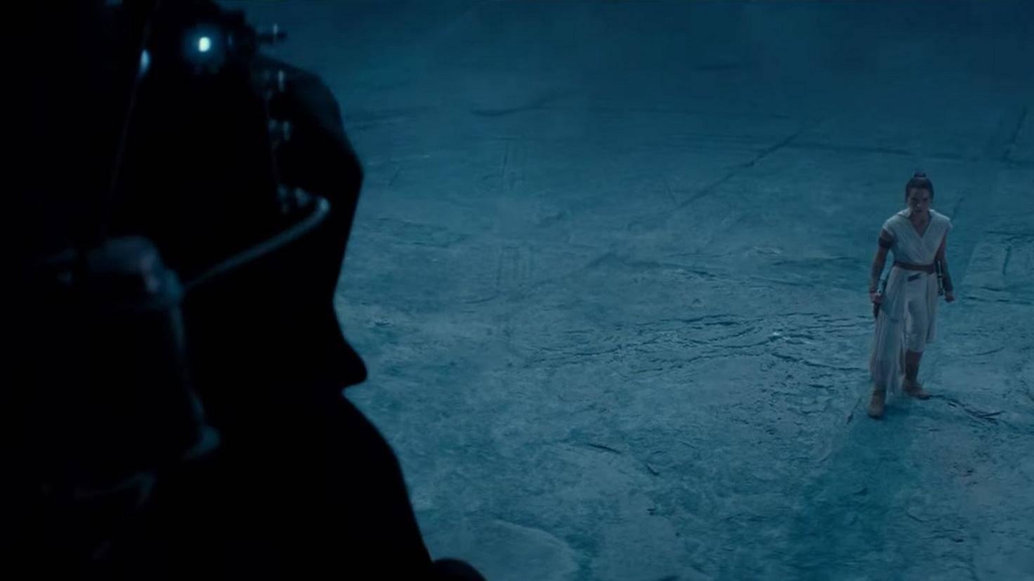 Star Wars 9 Rey vor dem Imperator
