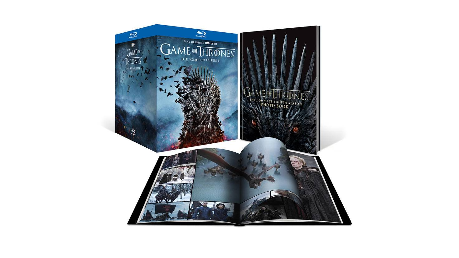 Game of Thrones Blu-ray Box