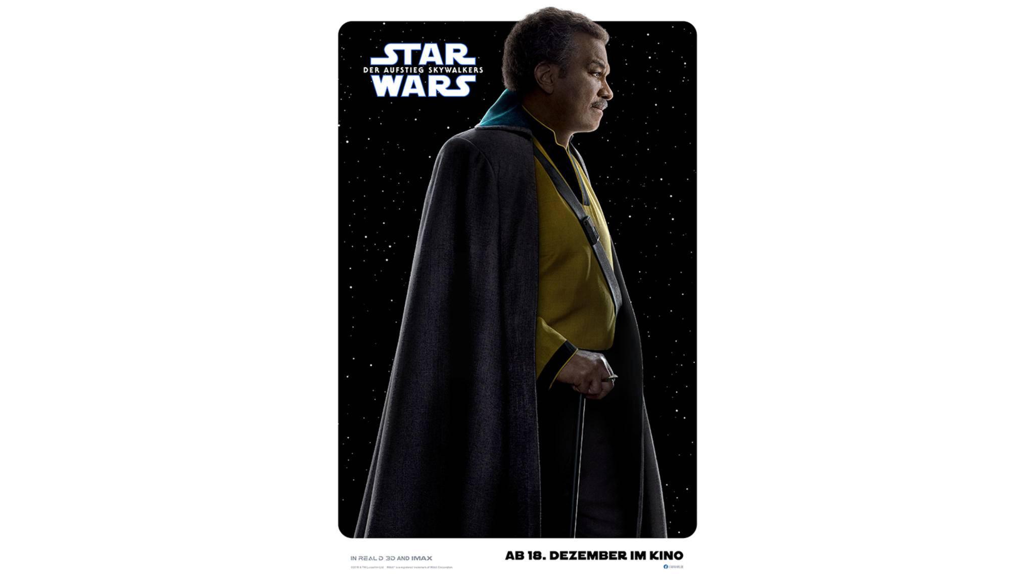 Star Wars Aufstieg Skywalkers Lando Calrissian