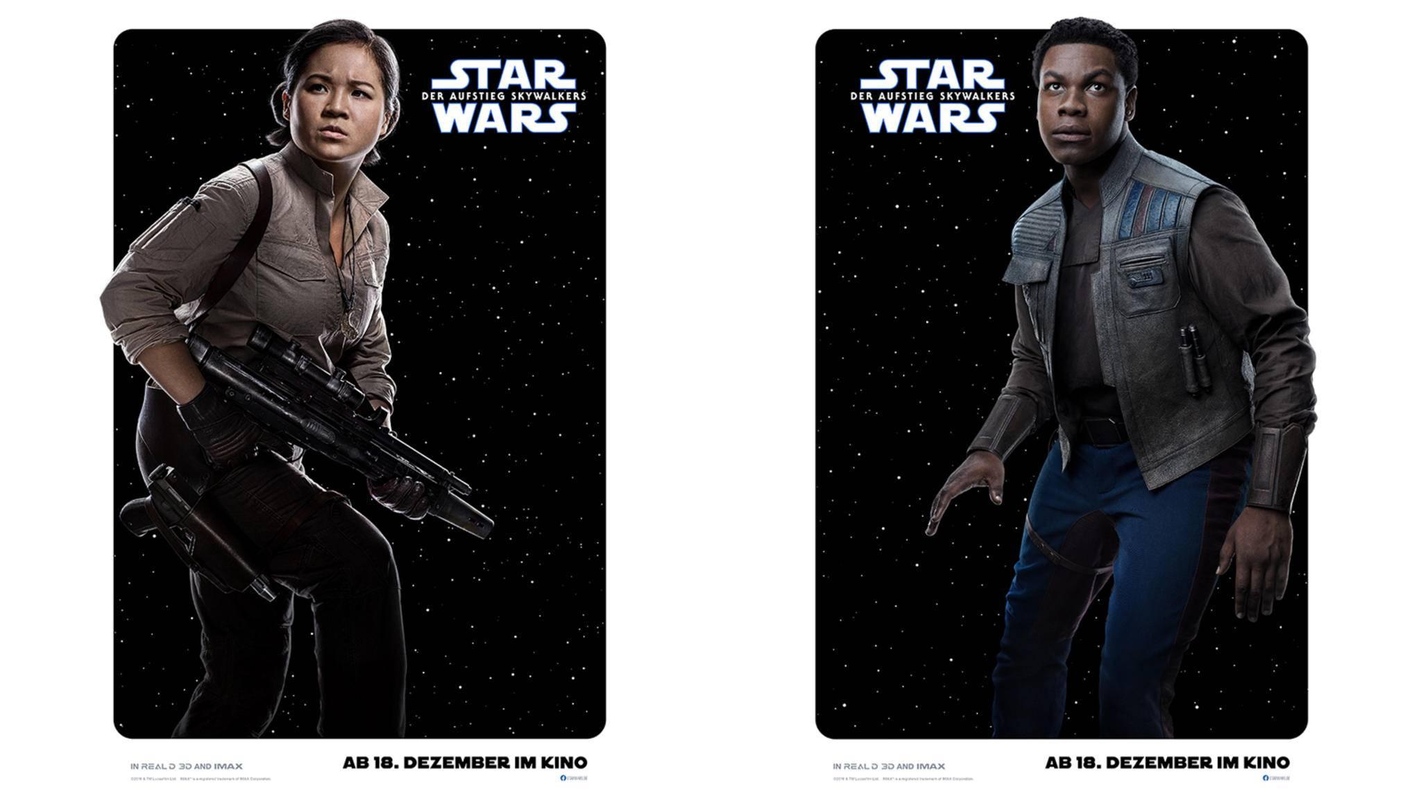 Star Wars Aufstieg Skywalkers Rose Finn