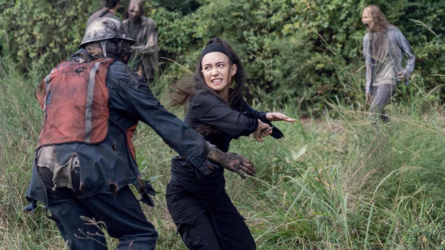 The Walking Dead-S10E08-Rosita-Jace Downs-AMC