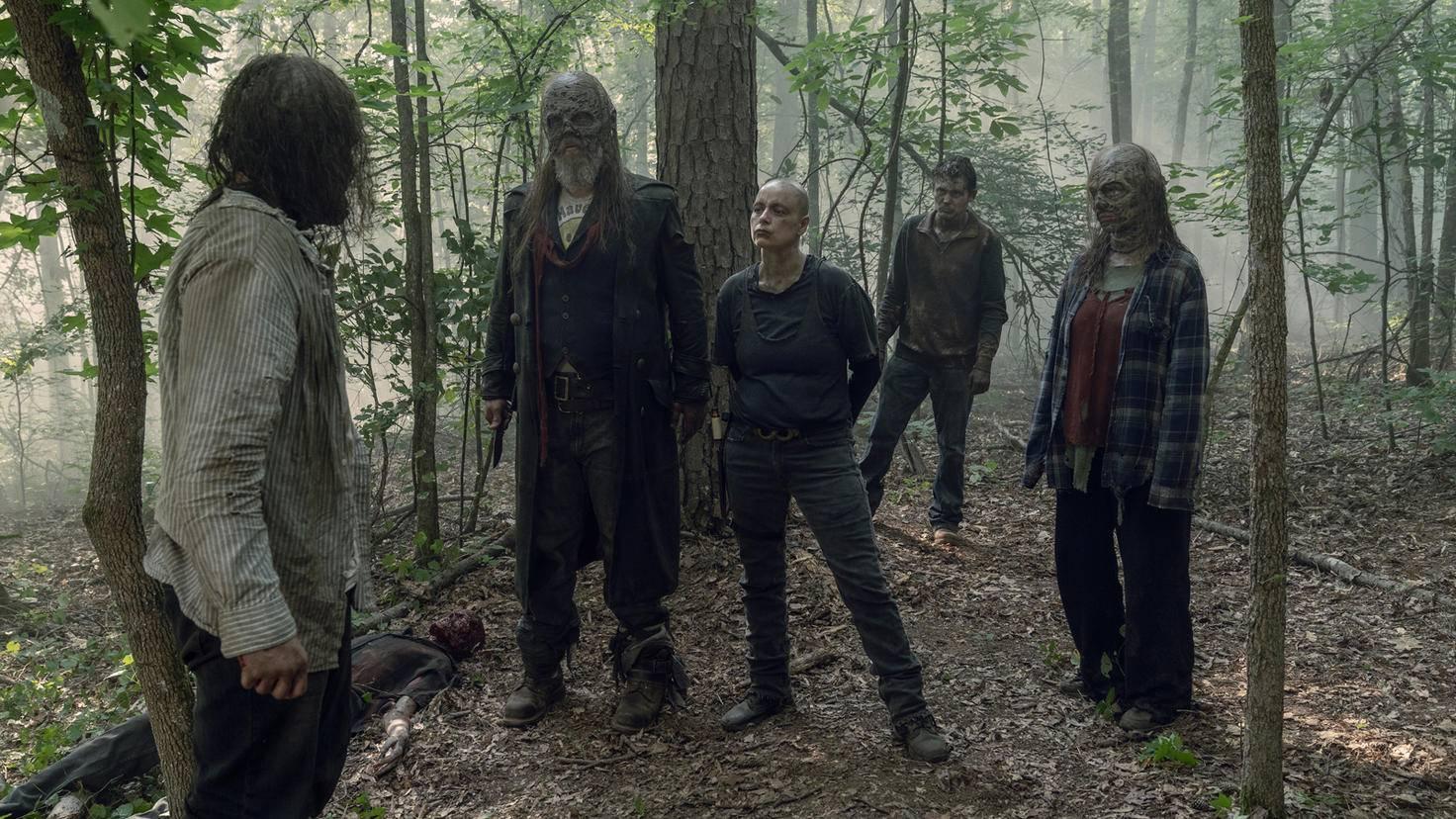 The Walking Dead-S10E05-Alpha-Beta-Gamma-Jace Downs-AMC