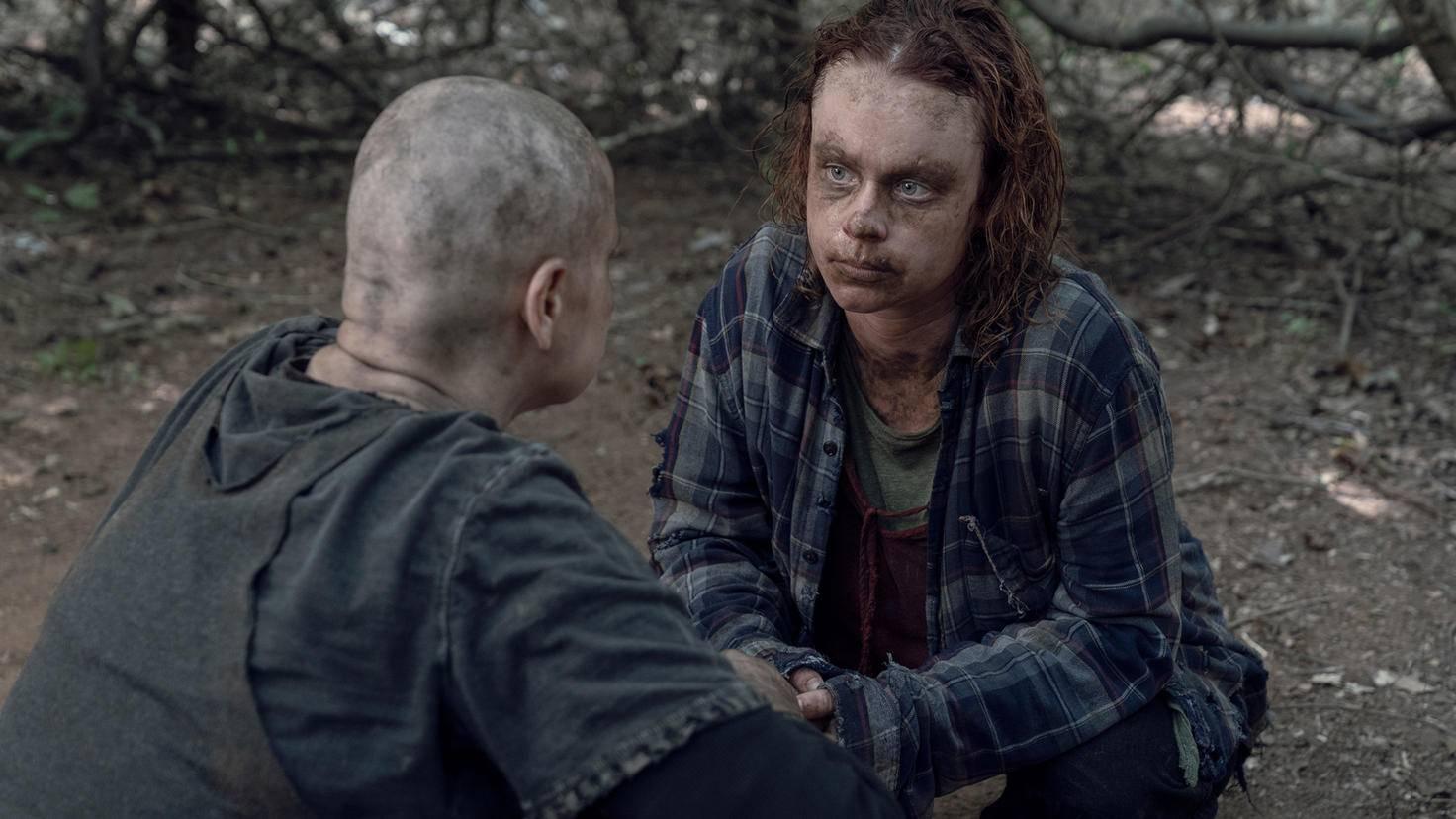The Walking Dead-S10E05-Alpha-Gamma-Jace Downs-AMC-2