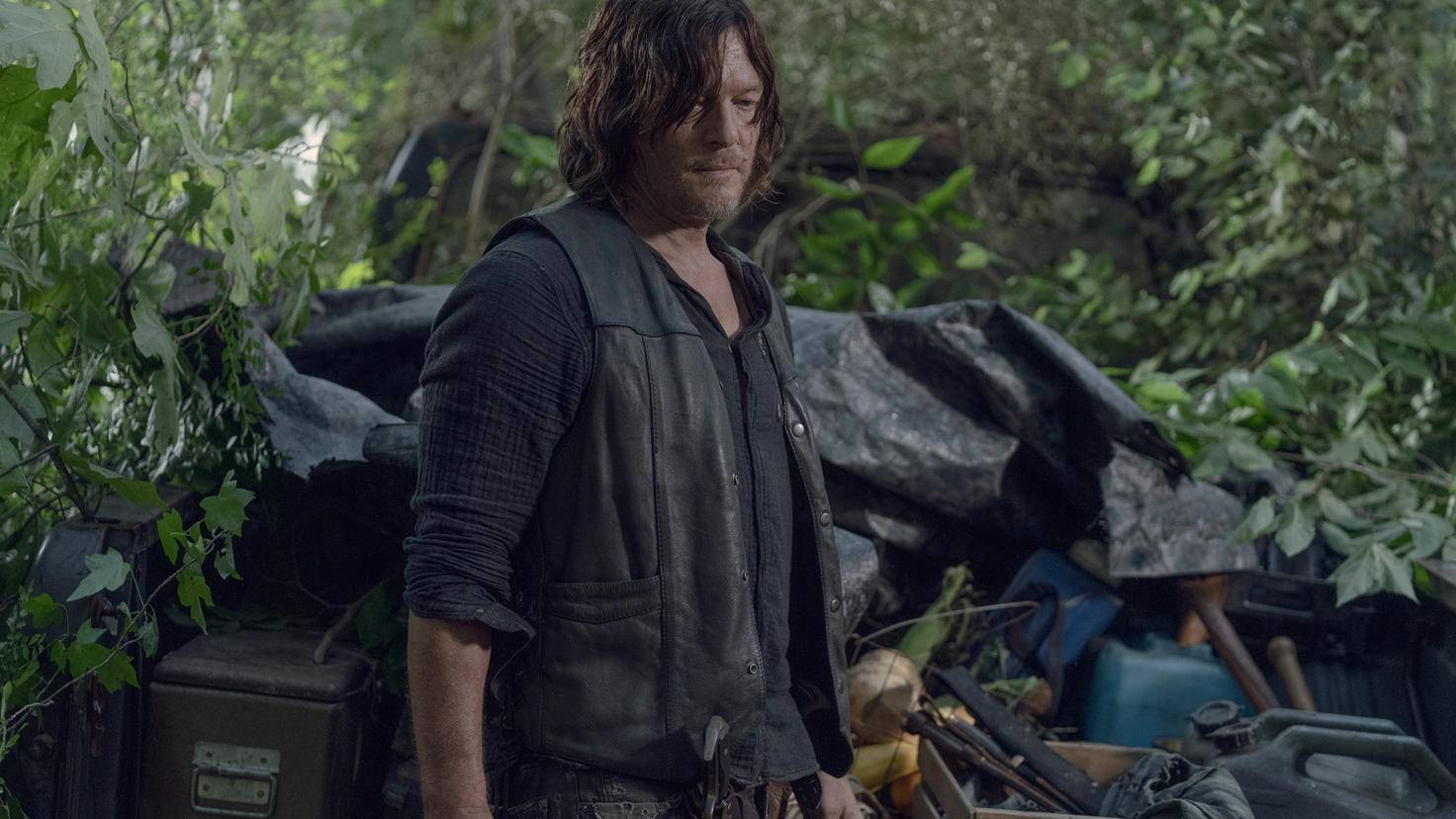 The Walking Dead-S10E05-Daryl-Jace Downs-AMC-2