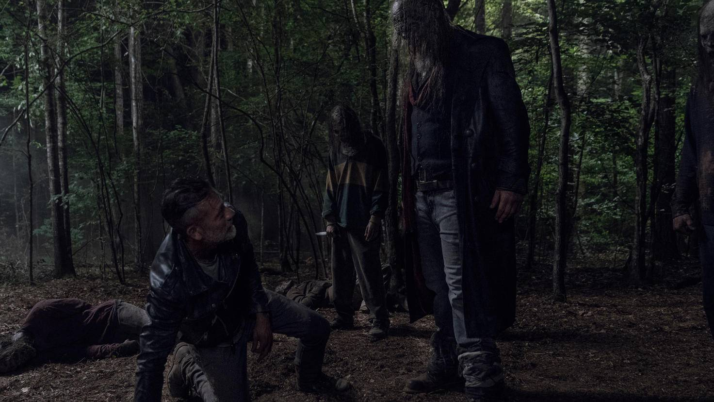 The Walking Dead-S10E05-Negan-Beta-Jace Downs-AMC