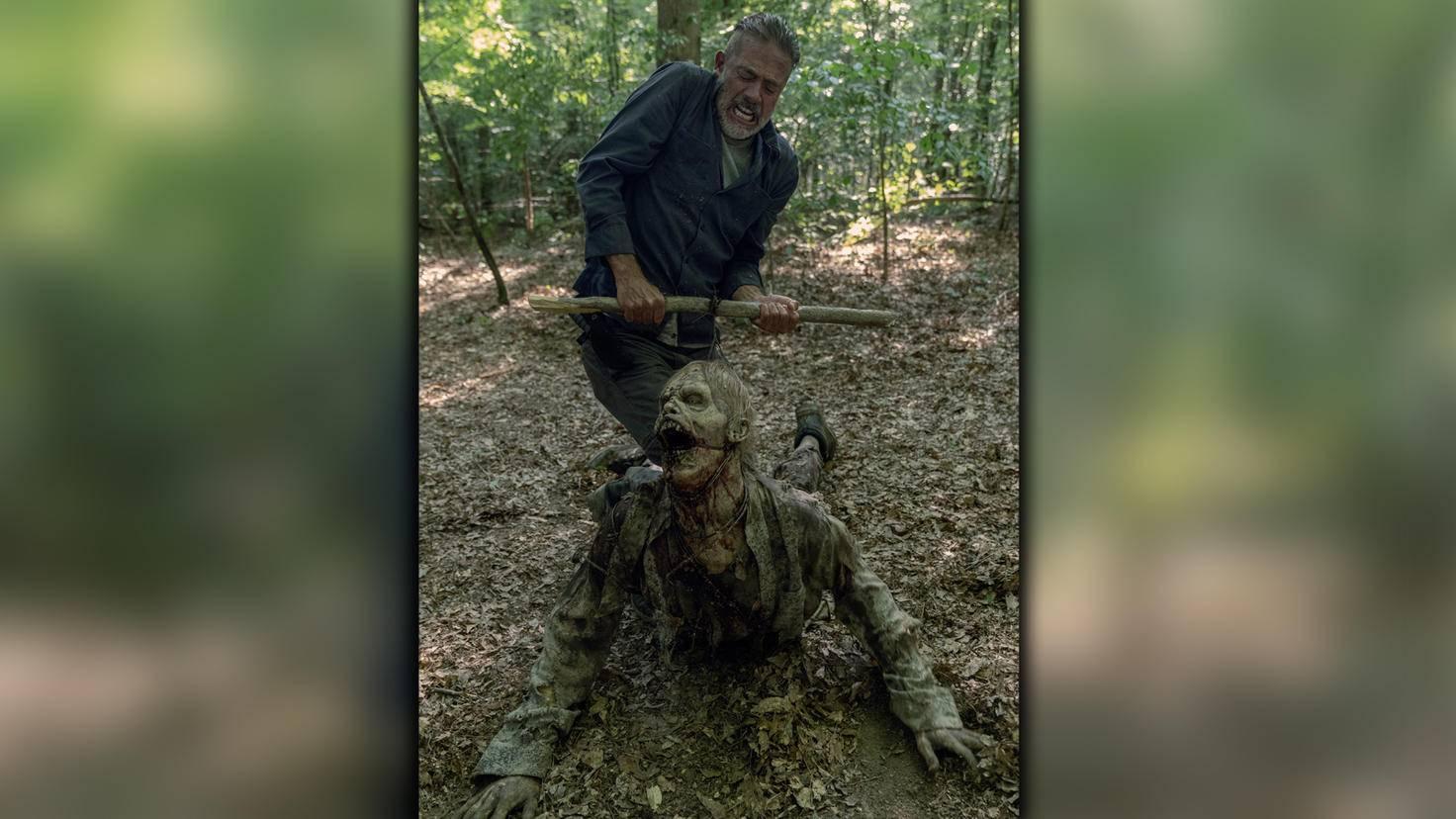 The Walking Dead-S10E05-Negan-Jace Downs-AMC-2