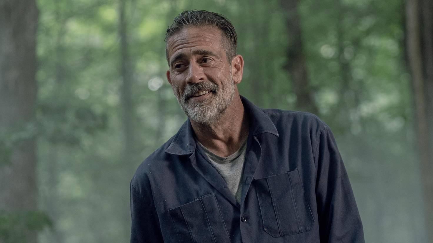 The Walking Dead-S10E05-Negan-Jace Downs-AMC