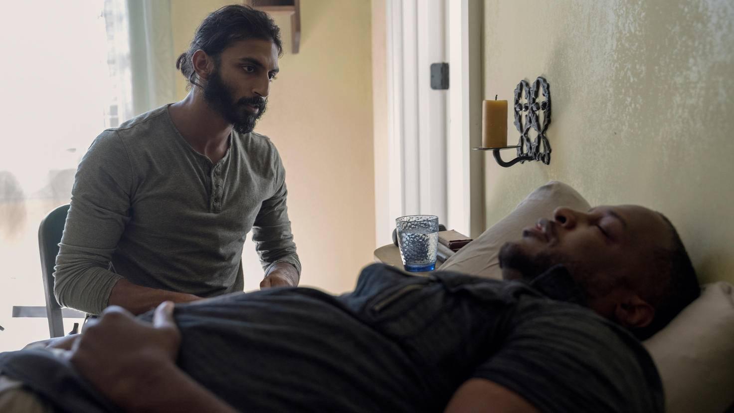The Walking Dead-S10E07-Siddiq-Jace Downs-AMC