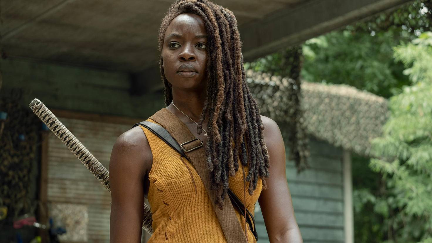 The Walking Dead-S10E08-Michonne-Eliza Morse-AMC