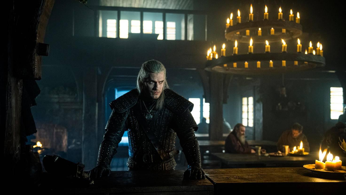The Witcher Geralt von Riva